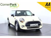 2016 MINI HATCH ONE HATCHBACK PETROL