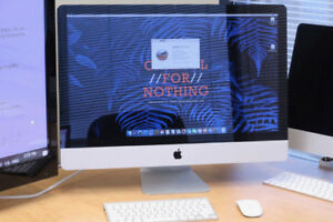 "iMac 27"" Mid 2010 * Quad Core i3 * 8GB Ram * 1 TB * Works Great"