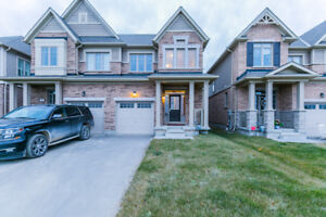 1.5 Year Old Semi-Detached in Tottenham - $499,000!!!