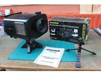 Camlink Cine/Slide/Photo to DVD/video converter