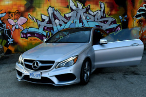 2014 E350 4MATIC COUPE AMG PACKAGE FULLY LOADED