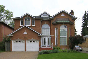 Sheppard/Bayview Detached House For Rent!