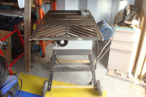 """Table Saw, 10"""" Rockwell-Beaver"""