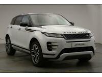 2019 Land Rover Range Rover Evoque 2.0 D180 First Edition 5dr Auto ESTATE Diesel