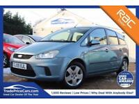 2009 09 FORD C-MAX 1.8 STYLE 5D 124 BHP