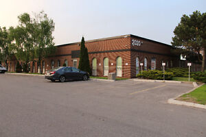 Industrial space available for Rent/Lease for short or long term