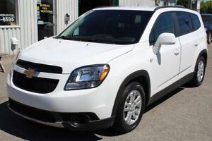 Chevrolet Orlando 4dr Wgn 2012