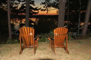 Luxurious Cottage Rental on Skootamatta Lake