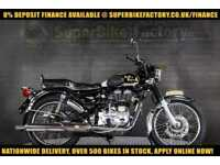 2013 13 ROYAL ENFIELD BULLET ELECTRA CLASSIC EF 500CC 0% DEPOSIT FINANCE AVAILAB