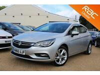 2016 66 VAUXHALL ASTRA 1.4 SRI 5D 99 BHP - USED CAR DEALER OF THE YEAR