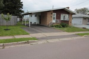 Bungalow with basement apt w/ separate entrance by hospital