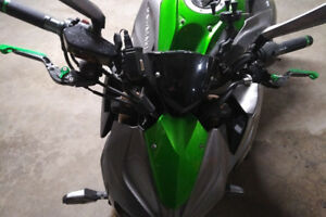2014 kawasaki z1000 for sale in good condition