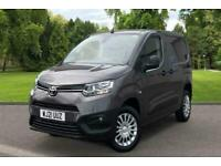 2021 Toyota Proace 1.5D (100hp)(Eu6dT-E) Icon Compact PV Panel Van Diesel Manual