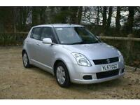 SUZUKI SWIFT 5 Door GL done 49735 Miles with SERVICE HISTORY and NEW MOT