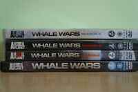 all 4 seasons of whale wars