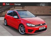 2015 Volkswagen Golf 2.0 TSI BlueMotion Tech R DSG 4x4 5dr (start/stop)