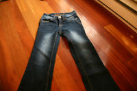 JUSTICE JEANS SIZE 8