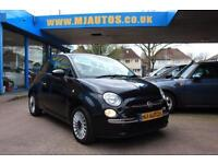 2011 61 FIAT 500 1.2 LOUNGE 3DR 69 BHP