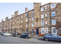 Furnished One Bed + Double Box Room Apartment in Wheatfield Road - Gorgie - Available 03/07/2017