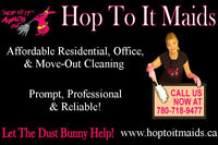 NEED HOUSE CLEANING? PACKING?