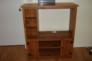 TV Stand and shelving unit