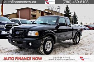 2011 Ford Ranger Sport S/cab 4.0L V6..killer power! & BLACK!!!