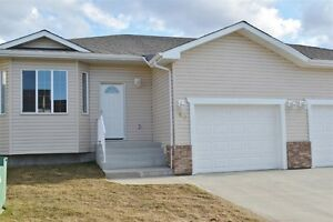 BRAND NEW half duplex bungalow - Adult living 45+