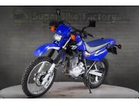 2002 02 YAMAHA XT600 600CC