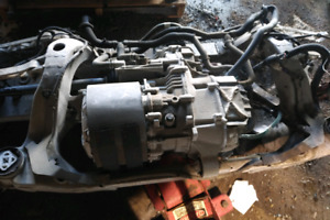 2015 Tesla S 75d  Front and Rear Drive Motors at HM Cores
