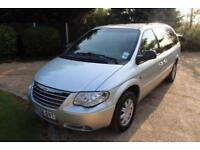 CHEAP CAR 2007 56 CHRYSLER GRAND VOYAGER 2.8 LIMITED 5D 150 BHP DIESEL