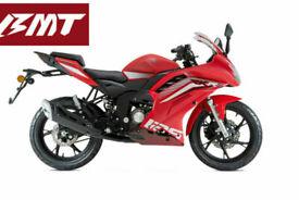 Keeway RKR 125cc 2020 - New Unregistered