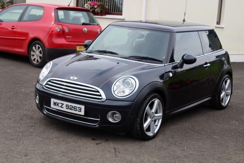 Mini Cooper D 1.6 HDI 113k £20 road tax ( 207 polo jetta golf a3 )