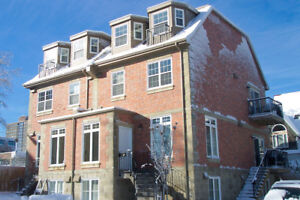 Downtown Halifax  two level, two bedroom townhouse