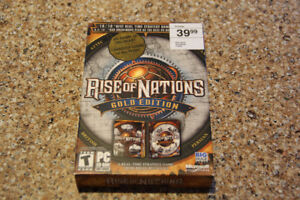 Rise of Nations – Gold Edition, Video Game