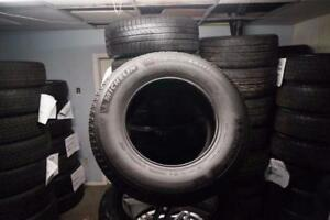 265/70/R17 Michelin X-Ice Winter Tires