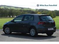 2017 Volkswagen Golf S 1.0 TSI 85PS 5-speed Manual 5 Door Petrol grey Manual