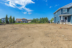Build your Dream Home on this 40' Pocket Lot in Ardrossan!! Strathcona County Edmonton Area image 1