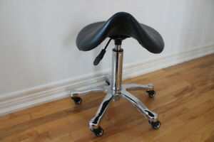 Bicycle stool/Saddle seat/cosmetic chair