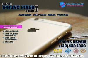 SMARTPHONE REPAIR CENTER★IPHONE★SAMSUNG★LG★HTC★613.422.1229