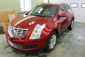 2014 Cadillac SRX Luxury Package SUV - CARPROOF CLEAN