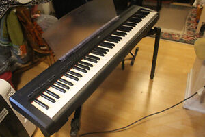 Yamaha P-85, 88-key digital piano