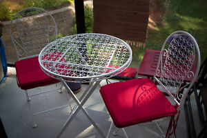 2 Person cafe style Patio set