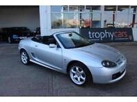 TROPHY CARS MGF MGTF ONLY 5,000 MILES,NEW HEADGASKET-BELT-PUM, RAC,1YR WARRANTY