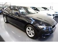 2012 12 BMW 3 SERIES 2.0 320D SPORT 4D AUTO 184 BHP DIESEL