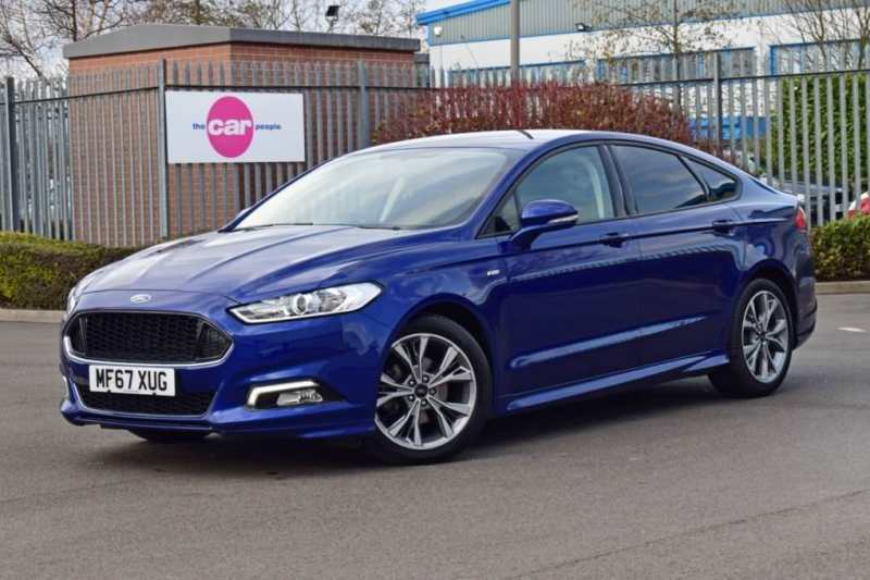 2017 ford mondeo in wakefield west yorkshire gumtree. Black Bedroom Furniture Sets. Home Design Ideas