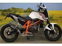 KTM 690 Duke 2014**GPR EXHAUST, FLY SCREEN, ABS, HEATED GRIPS**