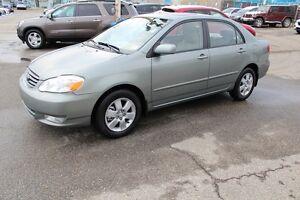 2003 Toyota Corolla LE *LEATHER* SUNROOF *REMOTE START*