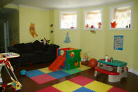 Yonge Street Daycare Space Available