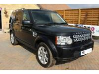 2011 LAND ROVER DISCOVERY 4 SDV6 COMMERCIAL PICK UP DIESEL