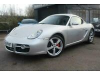 2007 Porsche Cayman 3.4 24V S 2d 295 BHP Coupe Petrol Manual